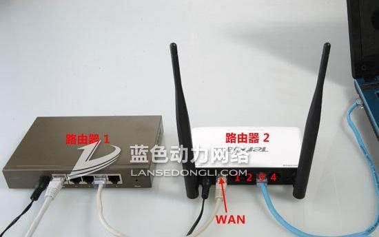2个路由器怎么设置IP 两个路由器连接设置视频教程
